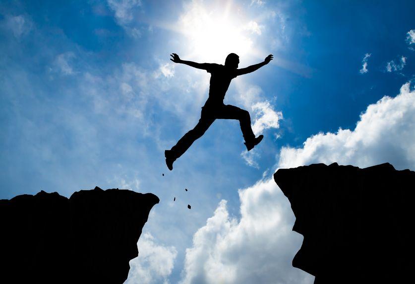 Making the Leap - KristineShreve.com